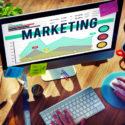 Marketingplanungs-Strategie-Geschäfts-Organisations-Konzept