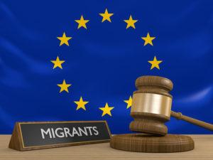 Europäische Union und die Flüchtlingskriese