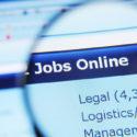 Online nach einem Job suchen