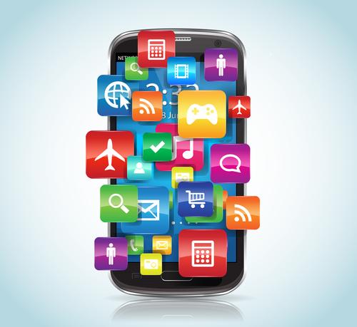 So nutzen deutsche User ihre Smartphones-Apps