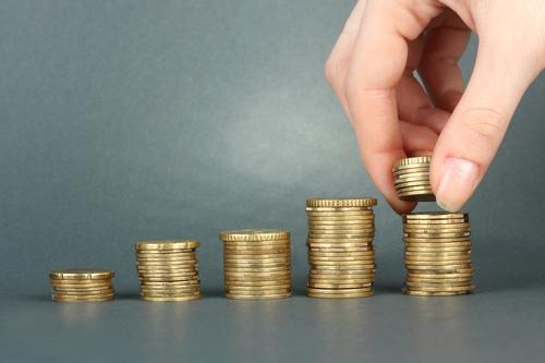 Die Gehaltsentwicklung im Laufe des Berufslebens eines Arbeitnehmers