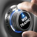 Website-Verkehr