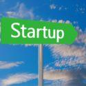 Startup Schild