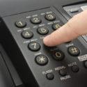Telefon Wahlfeld