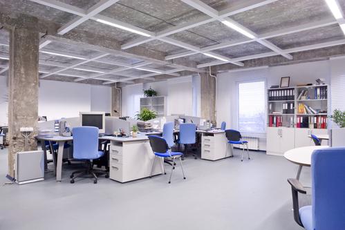 So ist die Arbeitsplatzgestaltung in deutschen Büros