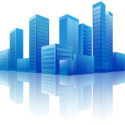 3D Gebäude Block