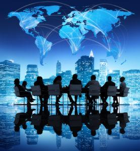 Globales Geschäfts Netzwerk