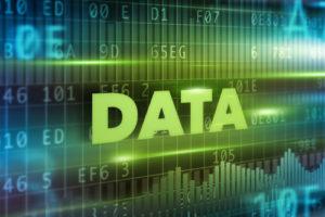 Data Konzept Hintergrund