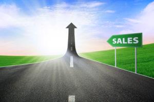 Der Weg zur Umsatzsteigerung