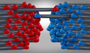 Geschäftsgruppenwettbewerb