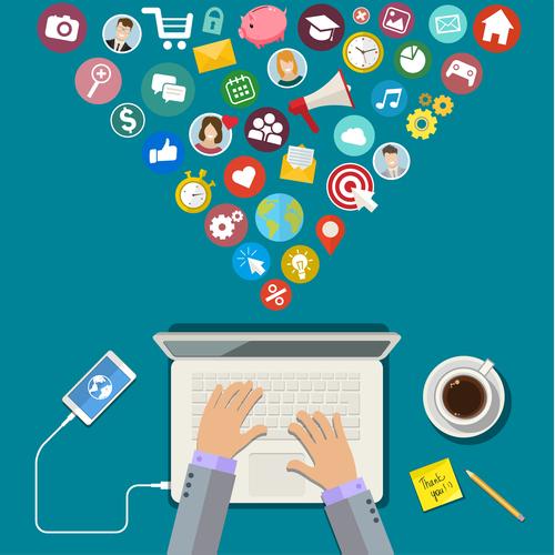 Onlinemarketing überholt Anzeigenwerbung als volumenstärkstes Werbemedium
