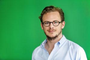 Benedikt Franke ist Gründer der Helpling GmbH. Foto: Helpling GmbH