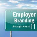 Autobahn Wegweiser Employer Branding