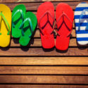 Sommer Urlaubs Konzept