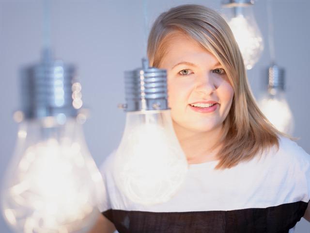 Lena Schaumann gründet mit Lumizil den ersten begehbaren Onlineshop für Lampen