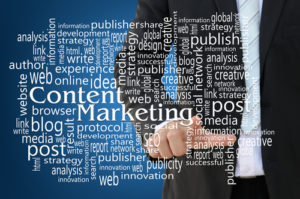 Content Marketing Konzept