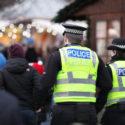Britische Polizeibeamte