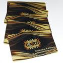 SPC GmbH Plastikkarten Gold Metallic