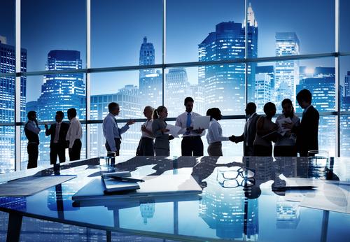Wie sieht das Unternehmen der Zukunft aus?