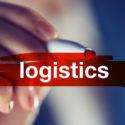 Business-Logistik-Konzept
