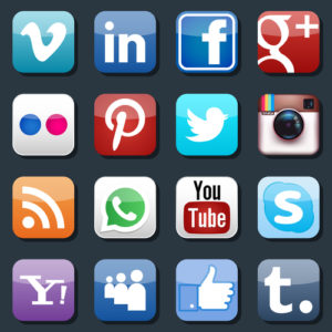 Vektor-Social-Media-Icons