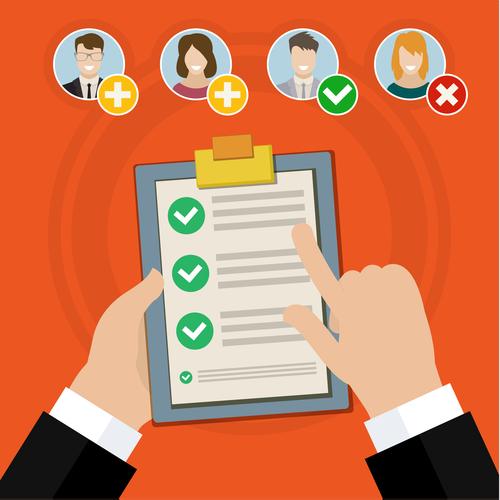 Worauf achten Personalchefs und Entscheider in Vorstellungsgesprächen?