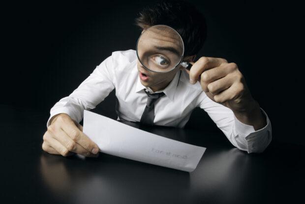 """""""Vertrauen ist gut, Kontrolle ist besser"""" gilt insbesondere beim Outsourcing"""