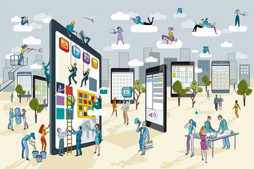Digitaler Reifegrad im Mittelstand: Digitale Pioniere, Digitale Verfolger oder Analoge Bewahrer