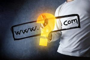 Was ist Ihre com Internet Domain?