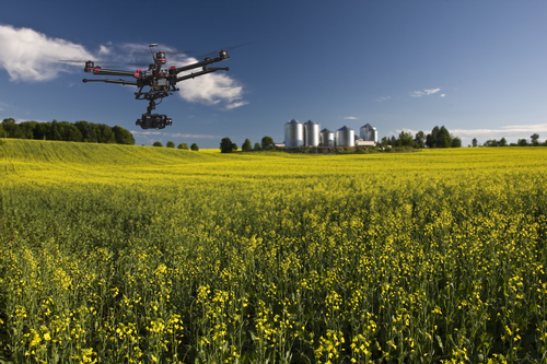 Die Zukunft der Landwirtschaft ist digital