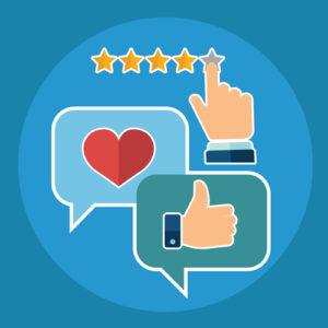 Kundenfeedback, Umfrage und Support