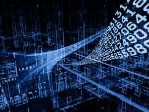 Digitaler Informationsstrom