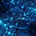 Online Cloud Konzept