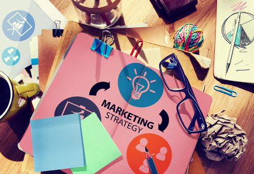 Marketing-Etats von B2B-Unternehmen steigen