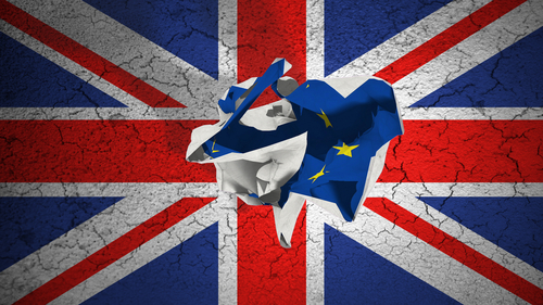 Deutschland vom Brexit besonders betroffen