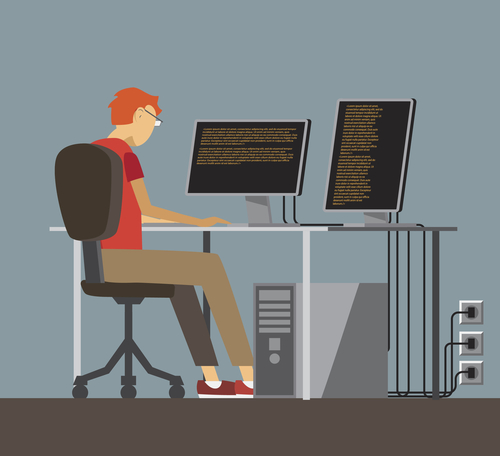 Unternehmen setzen zunehmend auf IT-Freiberufler