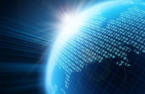Digitaler Globus