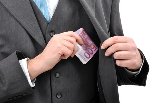 Betrug und Korruption in deutschen Unternehmen steigen