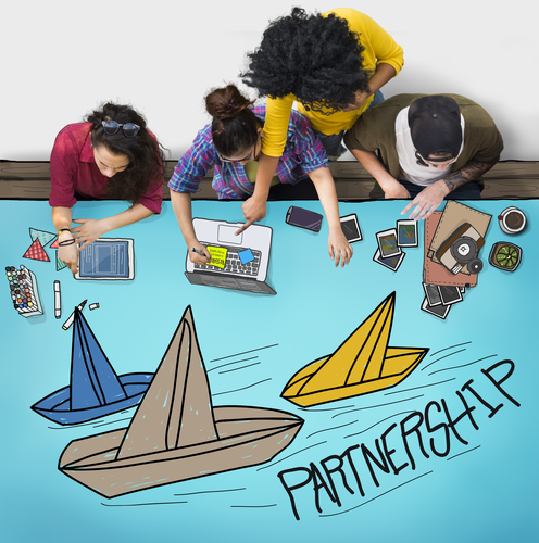 Mittelständische Unternehmen entdecken Startups als Partner