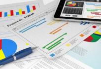 Projektmanagement mit Dokumenten und Charts