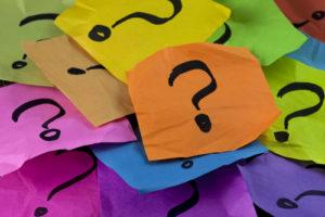 Fragen oder Entscheidungskonzept