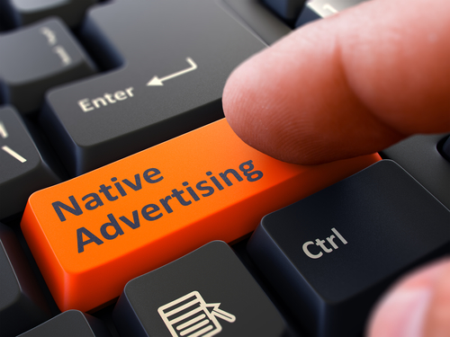 Native Advertising schlägt traditionelle Display-Werbung