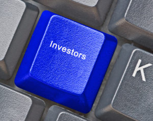 Tastatur mit Hotkey für Investoren