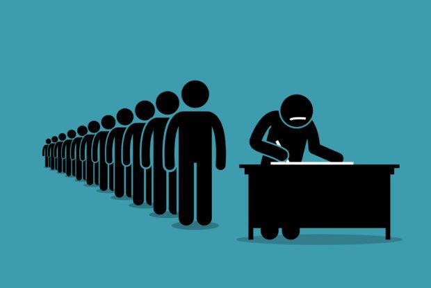 Jeder dritte Bewerber lehnt das Vertragsangebot ab