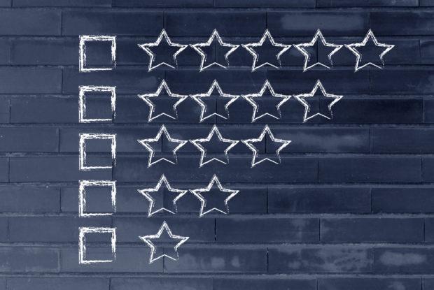 Umsatzeinbruch bei negativen Kundenbewertungen?
