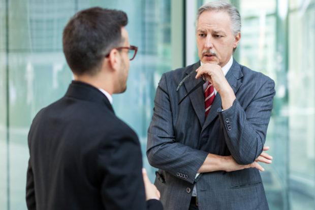 Führungskräfte sind immer weniger bereit, lange zu arbeiten