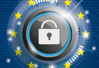 DLock GDPR Circuit Board Cover EU-Flagge