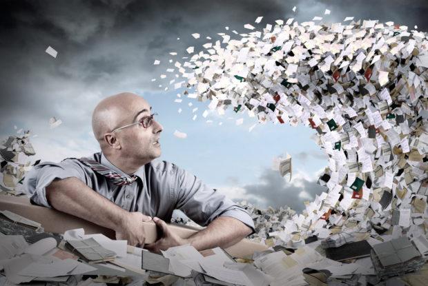 Bürokratie-Abbau: So schaffen Sie Platz für Neues