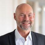 Porträtfoto Hartmut Schlegel, Pressesprecher Postbank