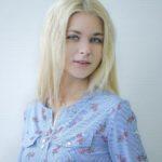 Porträtfoto von Julia Mankovskaya, aus der Marketingabteilung von Daxx